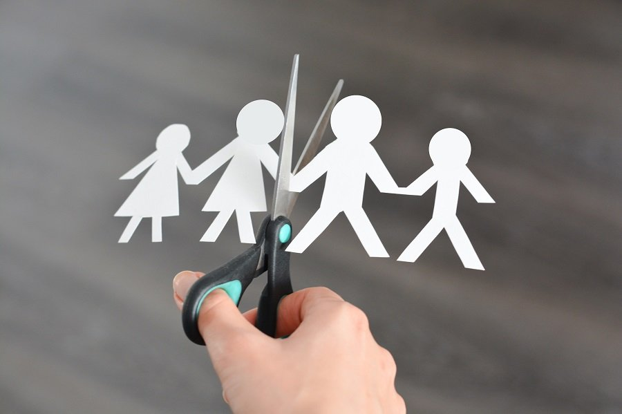 impact of divorce on children counselling
