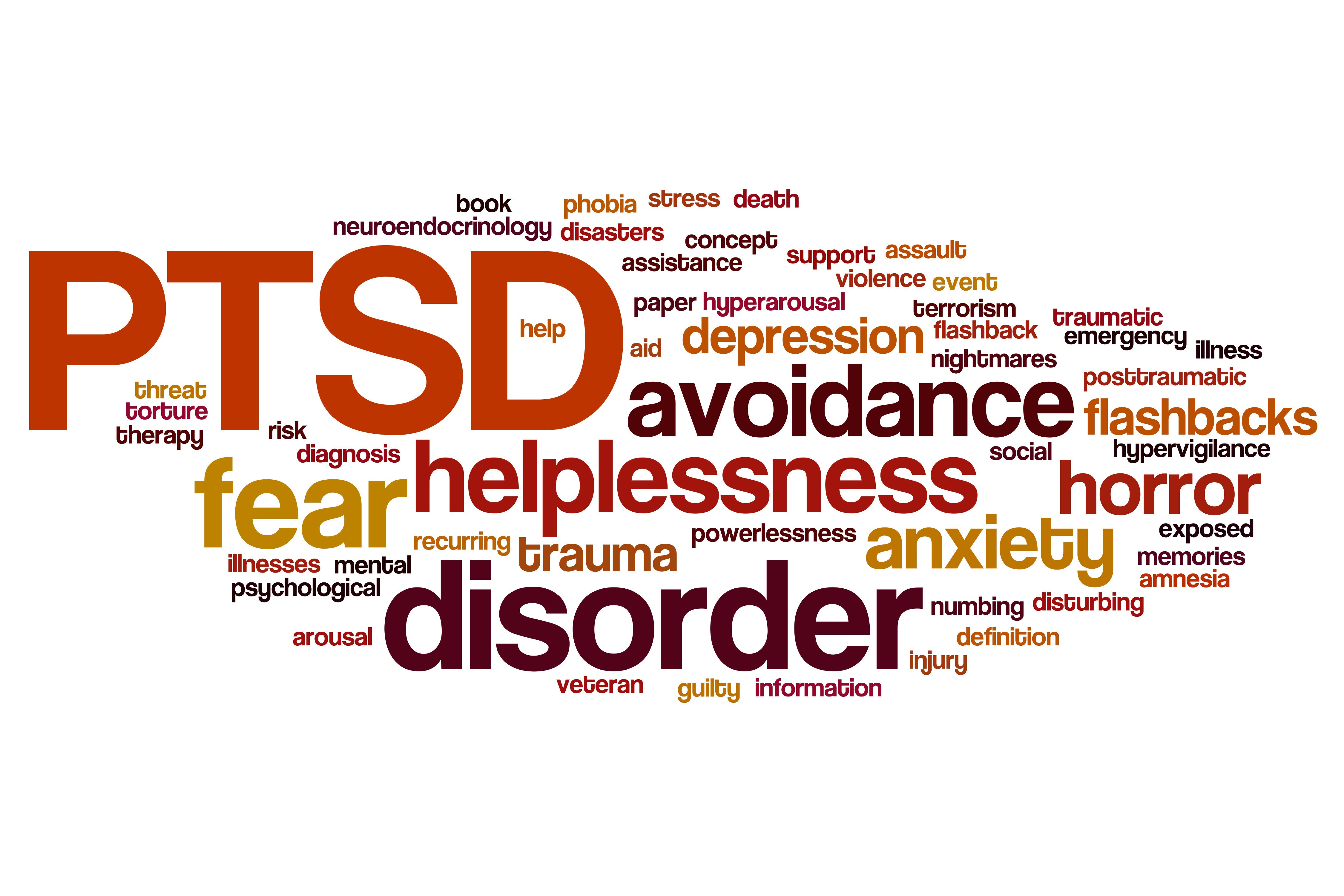 Post traumatic stress disorder PTSD understanding and recovery and treatment